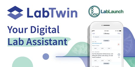Lunch & Learn with LabTwin: The First AI & Voice-powered Lab Assistant tickets