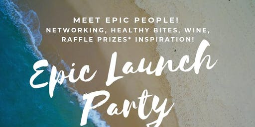 Epic Release Party!
