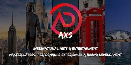 AXS: Masterclass - Tallin, Estonia - Sept 27-29 tickets