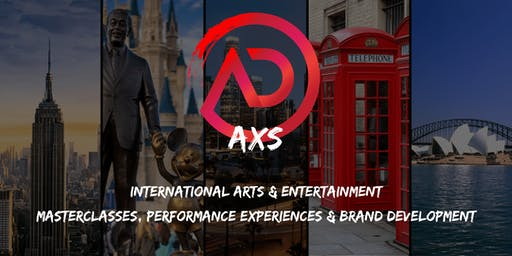 AXS: Masterclass - Tallin, Estonia - Sept 27-29