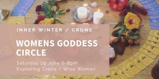 Inner Winter - Women's Goddess Circle