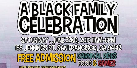 FREE EVENT Operation Genesis presents: A Black Family Celebration tickets