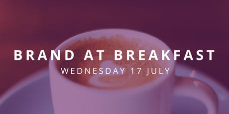 Brand at Breakfast tickets