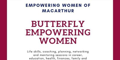 Butterfly: Empowering Women Program @ Campbelltown