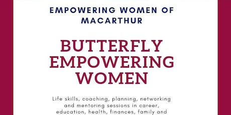 Butterfly: Empowering Women Program @ Campbelltown tickets