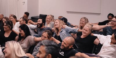 Storytelling Workshop with IN-Q