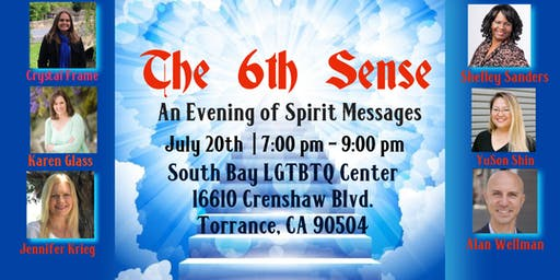 The Sixth Sense-Evening of Spirit Messages