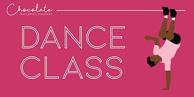 Chocolate Ballerina Company Free Dance Class | Premier Prima Ballerinas