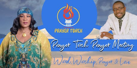 Prayer Torch - The Time is Now - Morning Prayer Service tickets