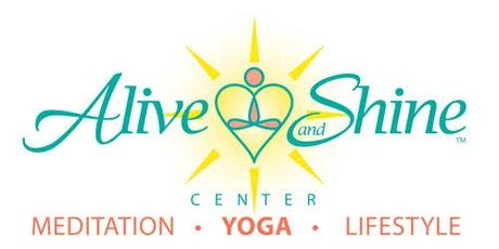 Free Alive and Shine Yoga Class tickets