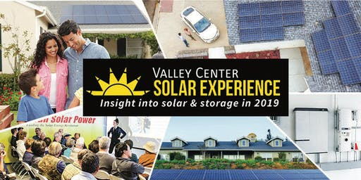 Valley Center Solar Experience