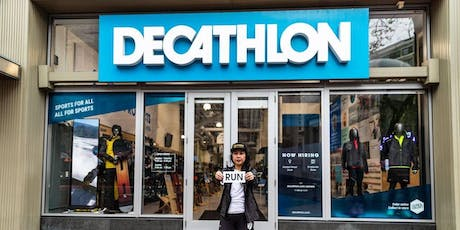 Concrete Runners Thursday Night Flight: Decathlon Emeryville tickets