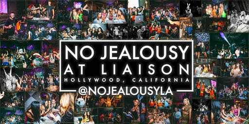 No Jealousy Sunday Party Brunch at Liaison - American Dream