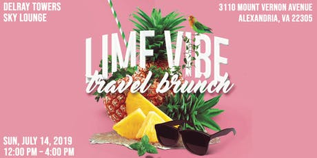 Lime Vibe Travel Brunch tickets