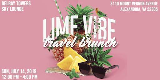 Lime Vibe Travel Brunch