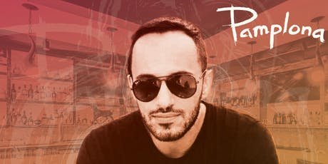 DJ Pouria at Pamplona VA tickets