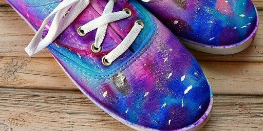"Howtoons Club ""Galaxy Shoes"" (middle/high school)"
