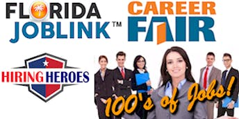 TAMPA BAY WORKS CAREER FAIR - WESLEY CHAPEL FLORIDA JOB FAIR - JUNE 27