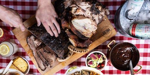 Railtown Tailgate Barbecue - Aug 18