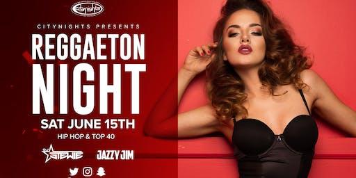 Reggaeton Night (Ages 18+ | Full Bar For 21+)