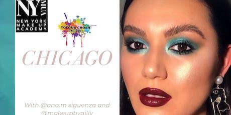 Color Crush The Tour - Makeup Masterclass  tickets