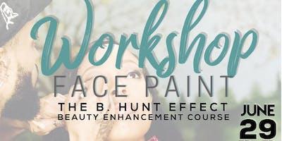 Workshop Face Paint Hands-On Makeup Course