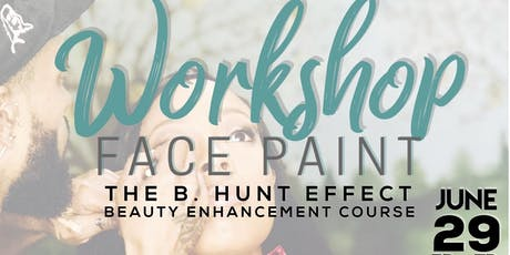 Workshop Face Paint Hands-On Makeup Course  tickets