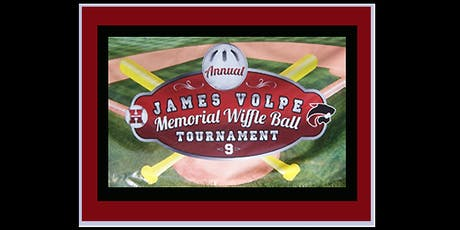 James Volpe Foundation Wiffle Ball Tournament and Family Day! tickets