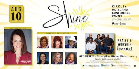 Women's Conference featuring Allison Allen - Keynote Speaker tickets