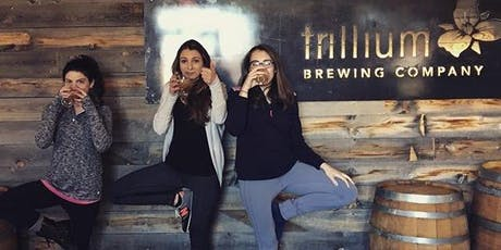 TaproomYoga at Trillium Brewing Company - 7/13 tickets