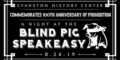 Blind Pig Speakeasy Gala tickets