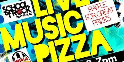 Prima Pizza meets School of Rock -- Hope for Holden