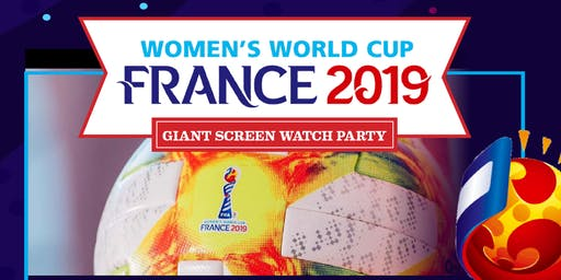 $1 DRINK - US Women's World Cup - Watch Party - GIANT OUTDOOR DIGITAL SCREEN