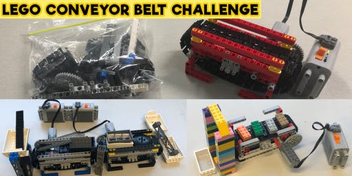 LEGO Conveyor Belt Challenge - Friday 12th July