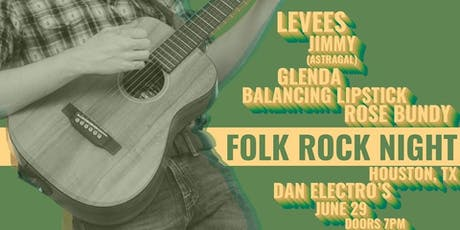 Folk Night w/The Leeves, Jimmy (of Astragal), Glenda, & Rose Bundy tickets