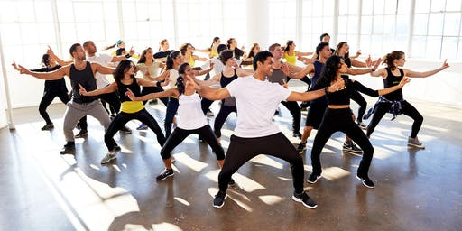 Katy, TX - BollyX Cardio Level 1 Workshop