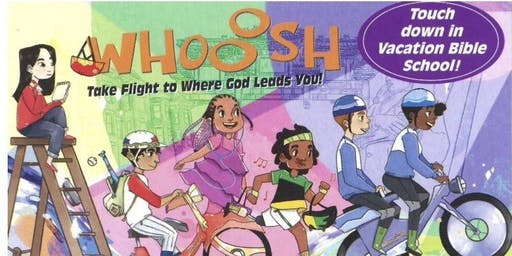 VBS 2019 - WHOOSH