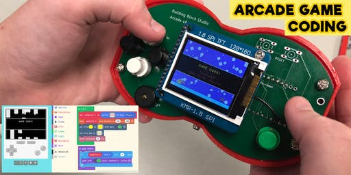 Handheld Arcade Game Coding - Tuesday 2nd July