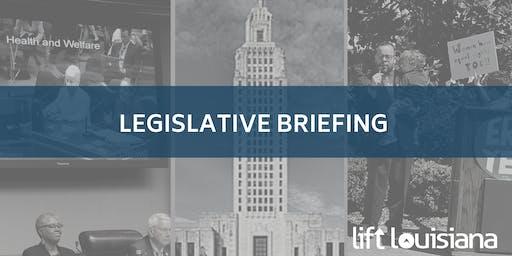 The Lowdown: A Legislative Briefing