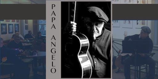 Papa Angelo - Americana-Folk-Blues-Acoustic