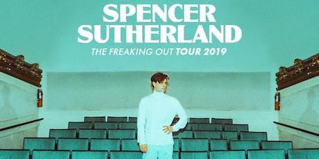 Spencer Sutherland tickets