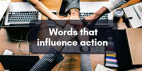Words that Influence Action tickets