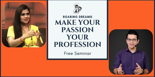 Make Your Passion Your Profession