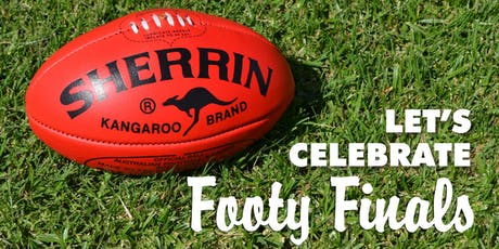 Let's Celebrate - Footy Finals tickets