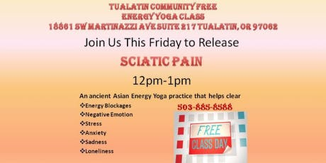 Tualatin Energy Healing Center Community ENERGY YOGA tickets