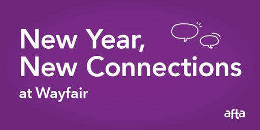 New Year, New Connections at Wayfair