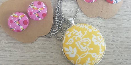 Jewellery Making with Sally Harth tickets