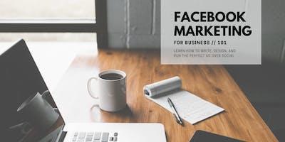 Facebook + Instagram Marketing for Business 101