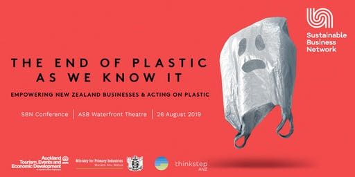 The End of Plastic as We Know It - SBN's Annual Conference
