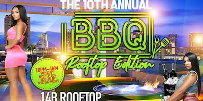 10th ANNUAL BBQ ROOFTOP EDITION